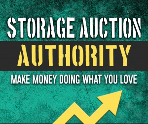 Storage Auction Authority by Mike Milez